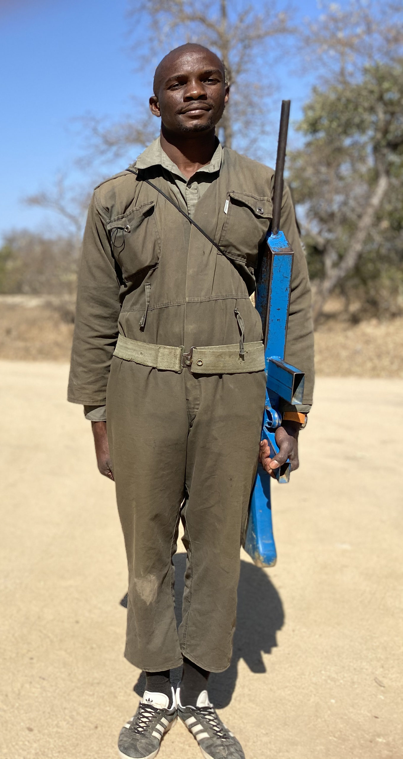 Becoming a Ranger: Donald Rakgwale shares his story