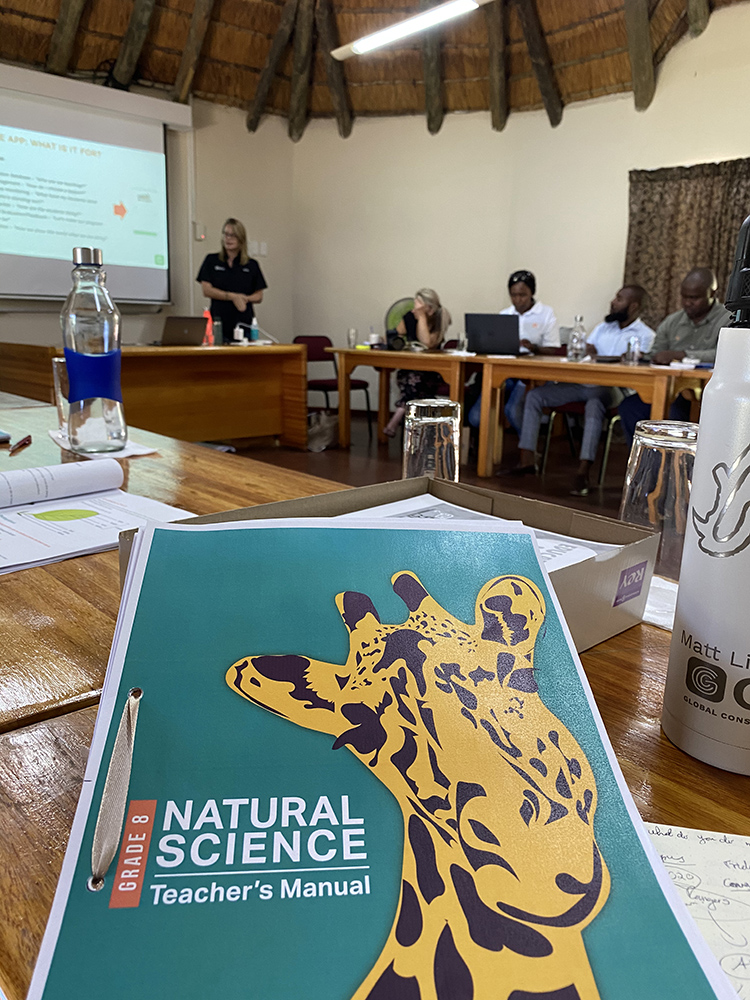 Inside GCC's partnership with the South African Wildlife College